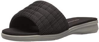 Aerosoles Women's Call Wedge Slide Sandal