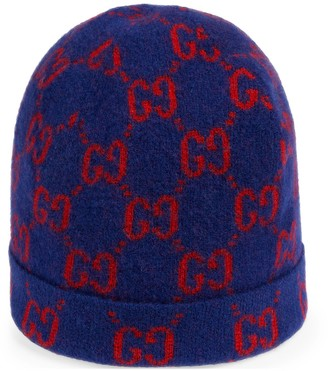 Gucci Children's GG wool hat