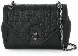 Karl Lagerfeld Paris K/Studio quilted-effect shoulder bag