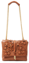 Foley + Corinna Dahlia Floral Crossbody Bag