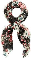 Rag & Bone Kimono Floral Scarf