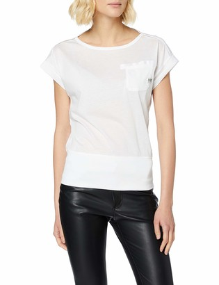G Star Women's Noxer Boat Straight T-Shirt
