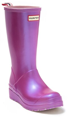 Hunter Original Play Tall Nebula Rain Boot