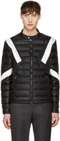 Neil Barrett Black & White Apres Ski Jacket