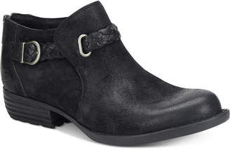 Børn Sylvia Leather Booties Women Shoes