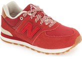 New Balance '574 NE' Sneaker (Baby, Walker, Toddler, Little Kid & Big Kid)
