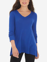 The Limited V-Neck Trapeze Tunic