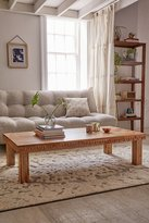 Urban Outfitters Augusta Plank Coffee Table