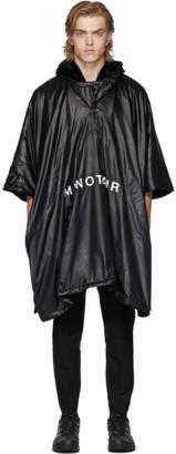 Minotaur Black 2Way Poncho