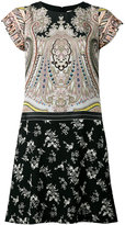 Etro multi prints dress - women - Silk - 40