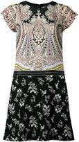 Etro multi prints dress - women - Silk - 44