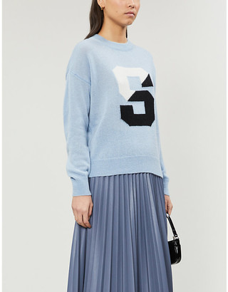 Sandro Suzana knitted jumper