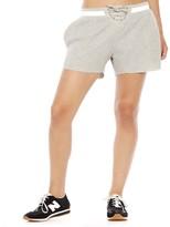 The Upside Women's Oxford Short - Grey Marle