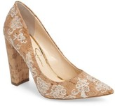 Jessica Simpson Women's Tanysha Pointy Toe Pump