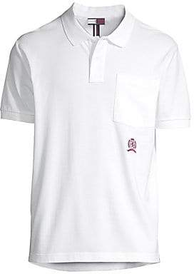 Tommy Hilfiger Edition Men's Crest Pocket Short-Sleeve Polo Shirt