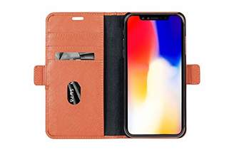 Dbramante1928 [ [Dbramante 1928] [Smart Leather Cover/Hand Made in Denmark] -iPhone Xs Max