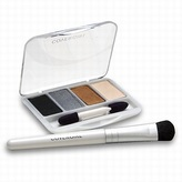 CoverGirl Exact Eyelights Eye Brightening Shadow Palette, Vibrant Browns 700