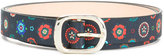 Paul Smith floral design belt