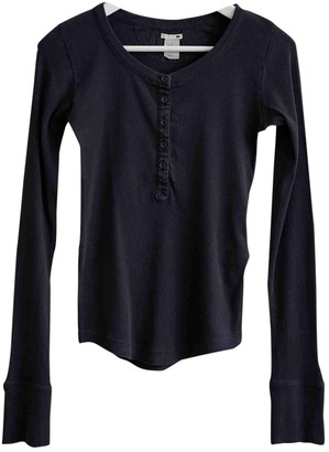 Levi's Navy Cotton Top for Women