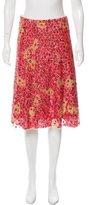 Dries Van Noten Sequined Knee-Length Skirt w/ Tags
