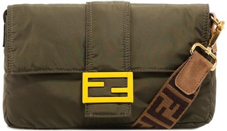 Fendi Baguette Messenger Bag