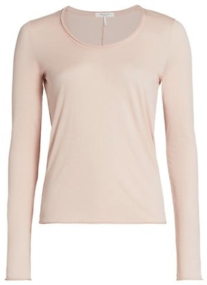 Rag & Bone The Gaia Long Sleeve T-Shirt
