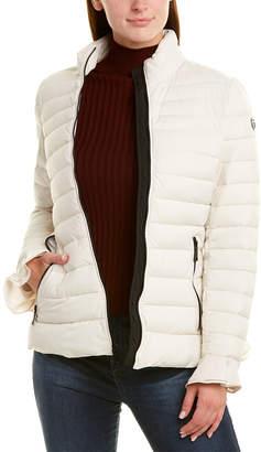 Tahari Short Down Coat