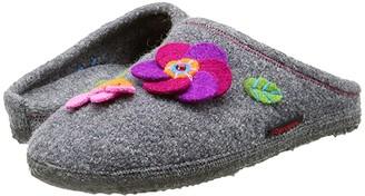 Giesswein Flora (Schiefer) Women's Slippers