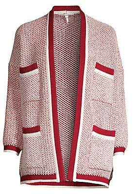 Maje Women's Knit Cardigan