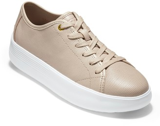 Cole Haan Grand Crosscourt Perforated Sneaker