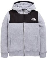The North Face Boys Mountain Heritage Full Zip Hoodie