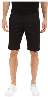 Volcom Frickin Modern Stretch Chino Shorts (Black) Men's Shorts