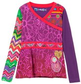 Desigual Big Girls' T-Shirt Pensilvania