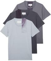 Maison Margiela Fade print T-shirt 3-pack set