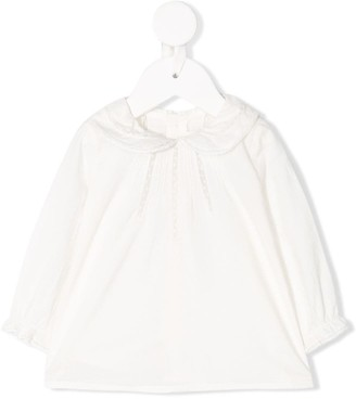 Bonpoint Peter Pan collar blouse