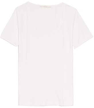 Plays Well With Others The Frequent Flyer Tee in Toga Party