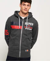 Superdry Track & Field Lite Zip Hoodie