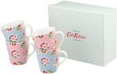 Cath Kidston Ashdown Rose Set of 4 Mini Stanley Mugs