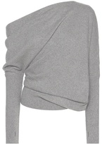 Tom Ford Asymmetrical cashmere sweater