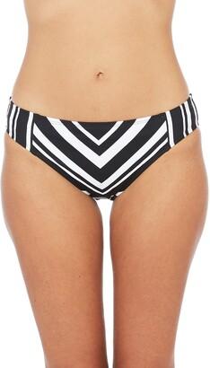 La Blanca Archistripe Hipster Bikini Bottoms
