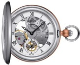 Tissot Men's Bridgeport Mechanical Pocket Watch, 47Mm