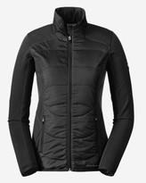 Eddie Bauer Women's IgniteLite Hybrid Jacket