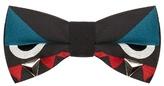 Fendi Papillon Silk Bow Tie
