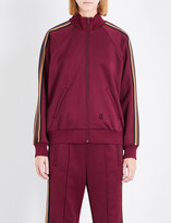 Marc Jacobs Track jersey jacket