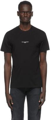 Stella McCartney Black 2001 T-Shirt