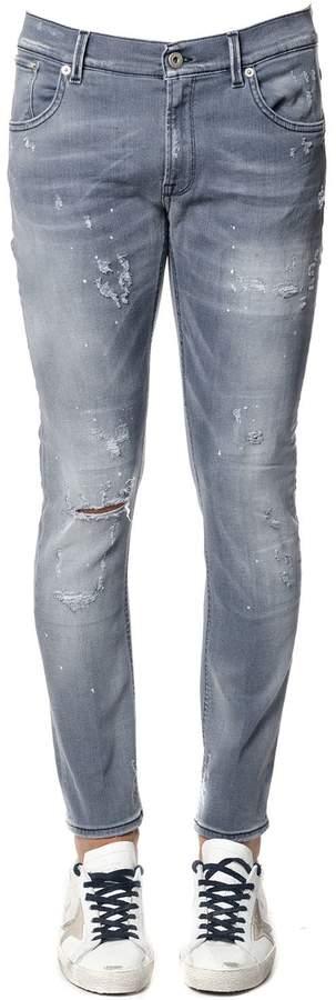 Dondup Roddy Distressed Denim Jeans