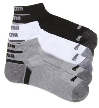 Puma Cushioned Men's Ankle Socks - 6 Pack