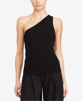 Lauren Ralph Lauren One-Shoulder Top