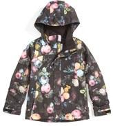 Burton Girl's Elodie Waterproof Hooded Jacket