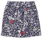 Joules Little Girls 3-6 Elinor Floral Jersey Skirt